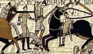 Bayeux Tapestry And The Battle Of Hastings 1066