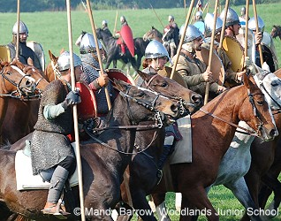 Norman Soldiers
