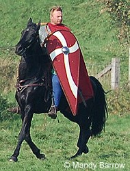 William, Duke of Normandy.