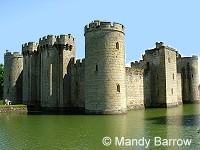 Castle facts for homework