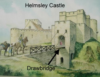 Castle Defences - Facts about Castles for kids