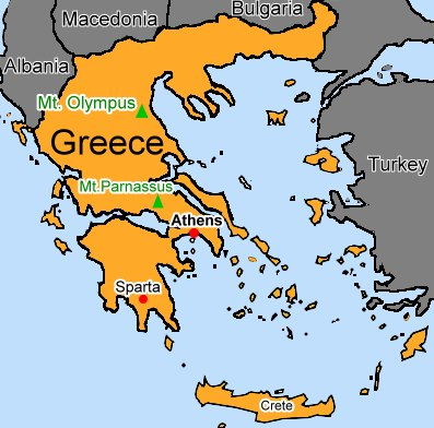 Greece today for kids greece map gumiabroncs Gallery