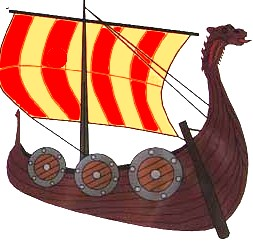 Image result for vikings longships