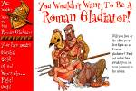 Gladiators homework help