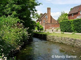 The River Darent - from source to sea