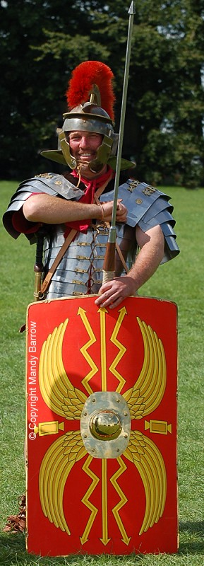 primary homework help the roman army