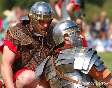 Roman Uniform And Armour