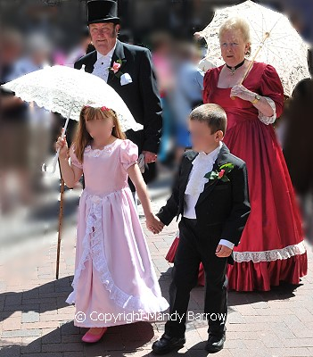 victorian britain rich and poor families