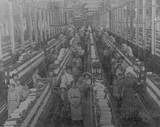 When was child labor banned