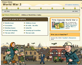 World war two essays kids