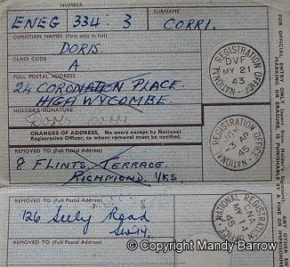 Identity cards (ID Cards) war