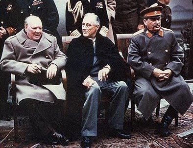 World War Two Leaders